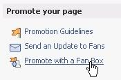 Membuat Fans Box Facebook di WordPress